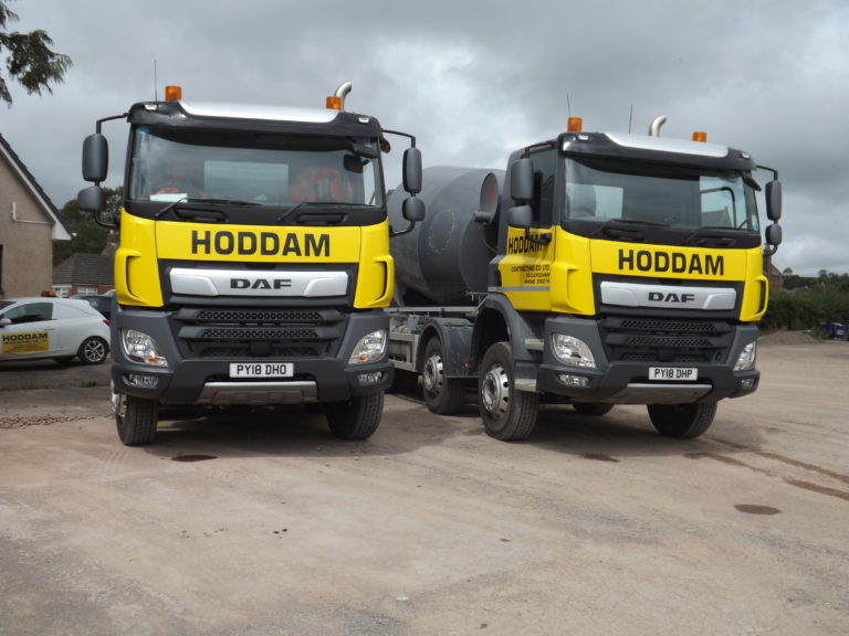 DAF Ready Mix Trucks