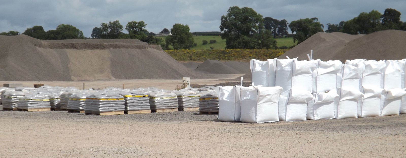 Hoddam Contracting Bulk Bag Aggregates